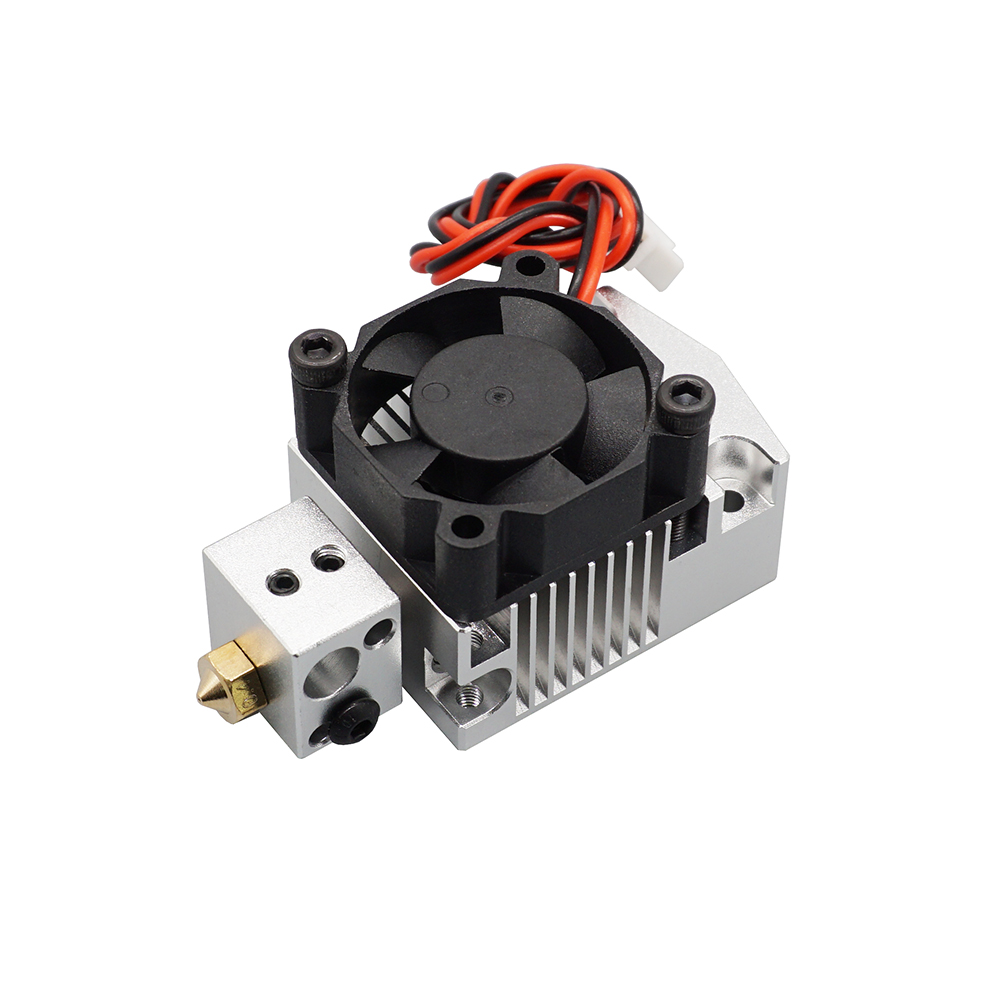 3D Printer Parts Cyclops 2 In 1 Out 2 colors Hotend 0 4 1 75mm 12V 24V fan Bowden with Titan Bulldog Extruder multi color nozzle in 3D Printer Parts Accessories from Computer Office