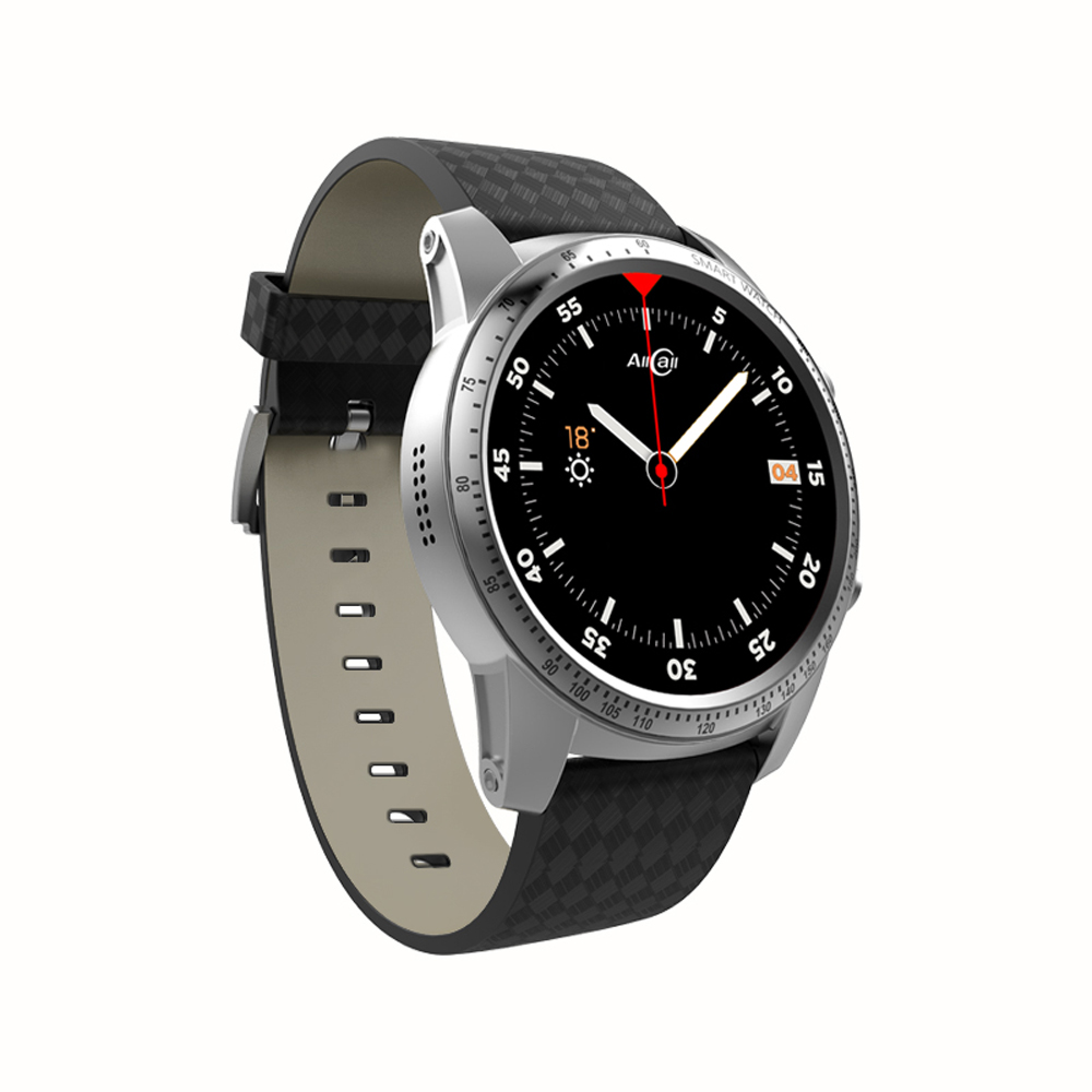 ALLCALL W1 2GB 16GB Smart Watch Phone GPS Android 5 1 BT Wifi 3G Connection MTK6580