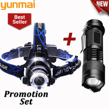 2019 Led Headlamp Fishing Headlight 6000 Lumen Xml-t6 Zoomable Lamp Waterproof Head Torch Flashlight Head Lamp Use 18650 Battery 2019 new led headlamp headlight 6000 lumen xml t6 zoomable lamp waterproof head torch flashlight head lamp use 18650 battery