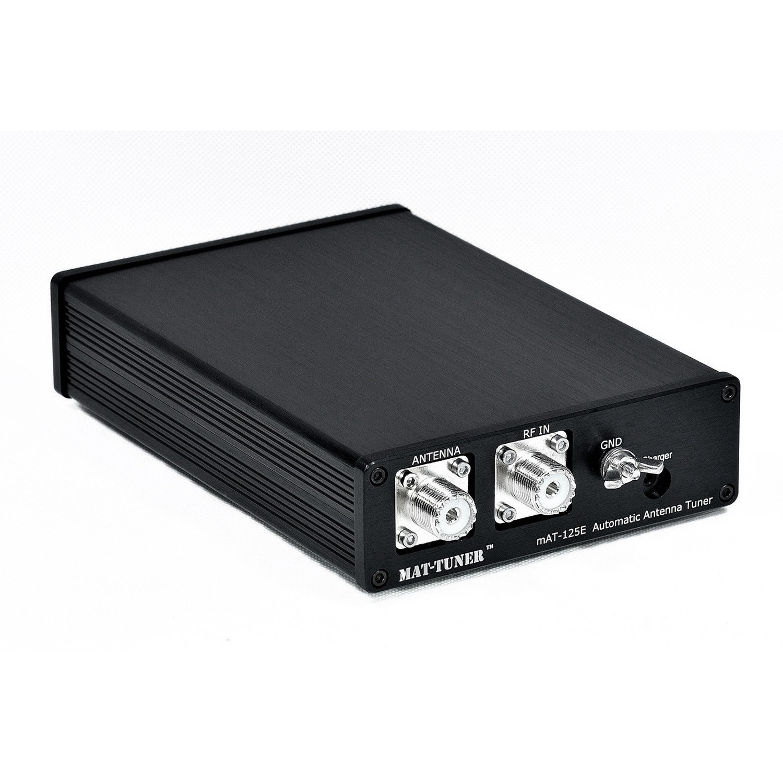Version de maintien magnétique Mat-125E Tuner automatique Hf 120W antenne Tuner automatique - 4