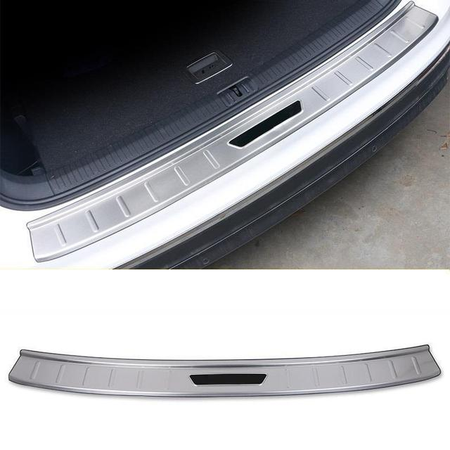 Automobile Body Window Exterior Dashing Accessory Bright Sequins Car Styling Mouldings Accessories 17 FOR Volkswagen Tiguan L