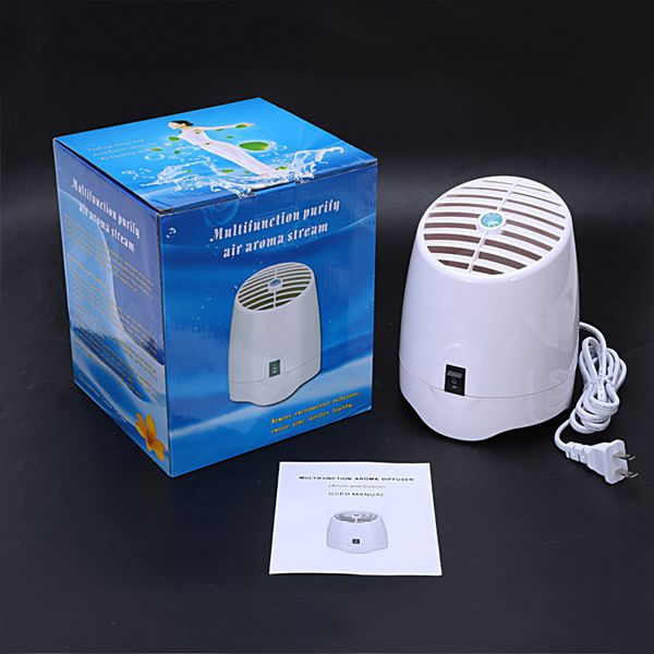 Home And Office Air Purifier With Aroma Diffuser, Ozone Generator And Ionizer, GL-2100 CE ROHS