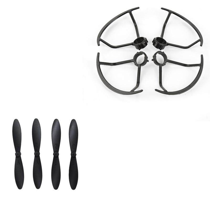 LeadingStar 4pcs Blade + 4pcs Propeller Protective Cover For LF606 JD-16 D2 SG800 M11 Quadcopter RC Drones Spare Parts