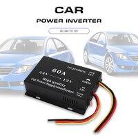 DC 24V To 12V Car Power Inverter Buck Converter For Speakers Refrigerator DVD Player Dash Camera Subwoofer