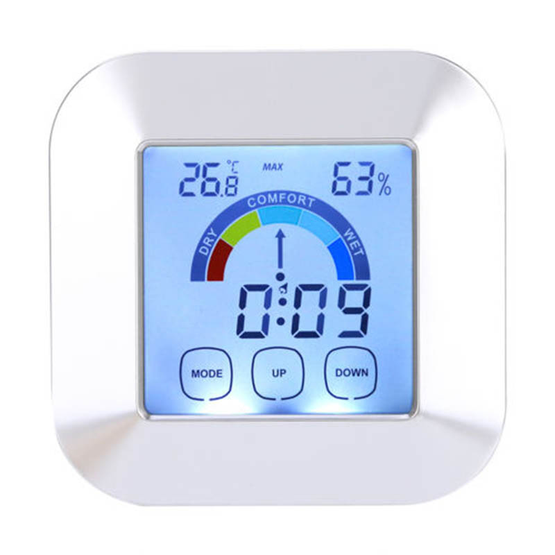 Digital Home Indoor Humidity Meter Thermometer Temperature LCD Display Quality