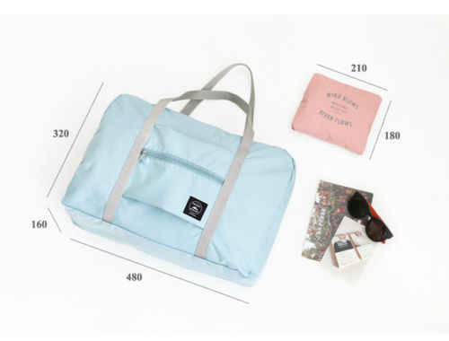 26a8e7154f Detail Feedback Questions about Travel Big Size Foldable Luggage Bag ...