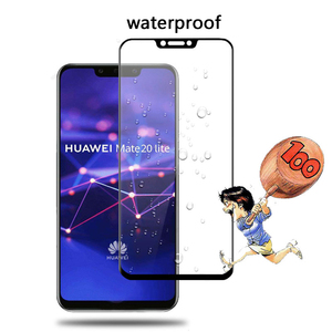 Image 5 - Tempered Glass For Huawei mate 20 X lite Screen Protector For huawei huawey Mate20 Lite mate 20x Protective Film Protection Glas