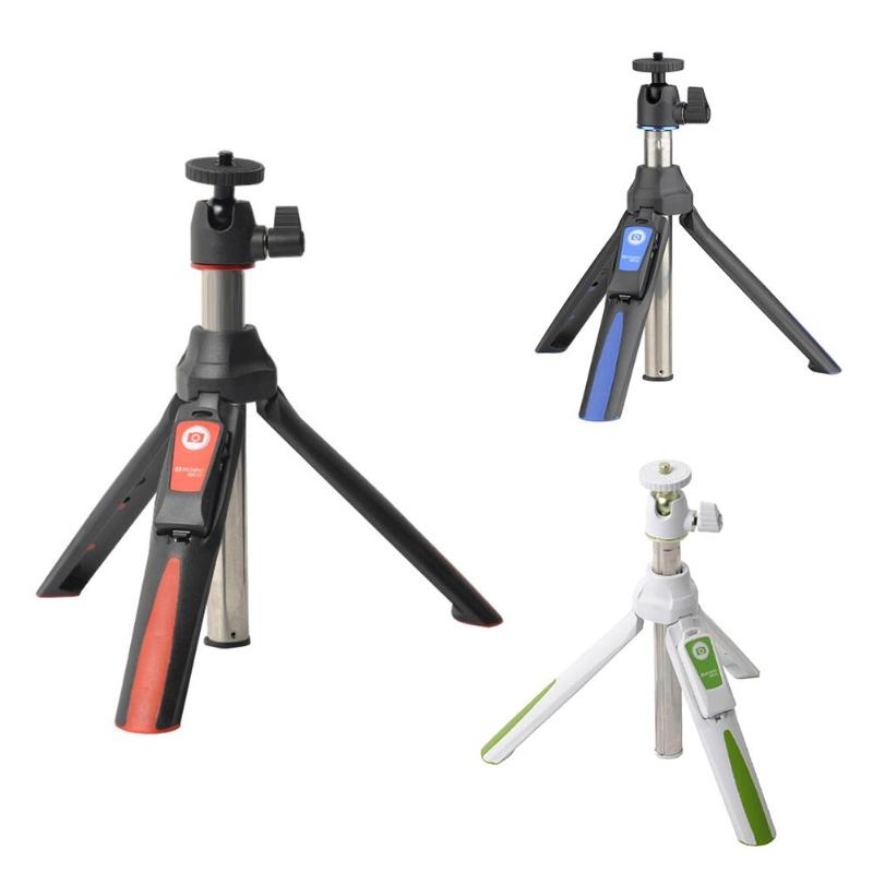 Multifunction Handheld Tripod Selfie Stick Bluetooth Extendable Monopod