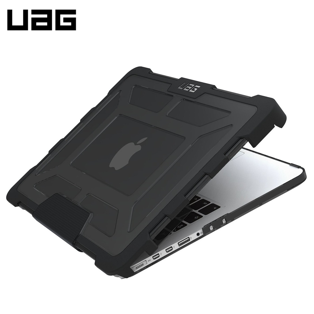Laptop Bags & Cases UAG UAG-MBP13-A1502-ASH bag case macbook men Accessories Computer for netbook women mr ylls 15laptop backpack external usb charge computer backpacks anti theft waterproof bags for men women school large capacity