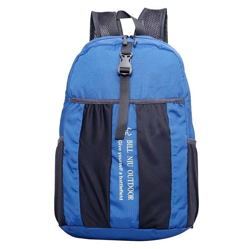 Outdoor Sport Backpack 20L Ultralight Travel Rucksack Backpack Foldable Men Women Climbing Hiking Cycling Gym Travel Sport Bags