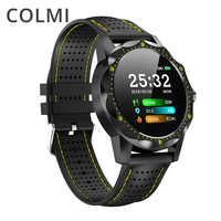 COLMI SKY 1 montre intelligente hommes IP68 étanche activité Tracker Fitness Tracker Smartwatch horloge bord pour android iphone IOS téléphone