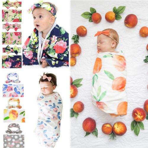 Baby Fotografie Requisiten Decke Tuch Handtücher Wrap Mädchen Haar Zubehör Stirnband