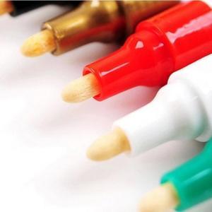 Image 3 - 1 個防水プロ車の塗装鉛筆落書きペイントペンタイヤタッチアップグラフでペン記号ペン G0971 (opp 袋)