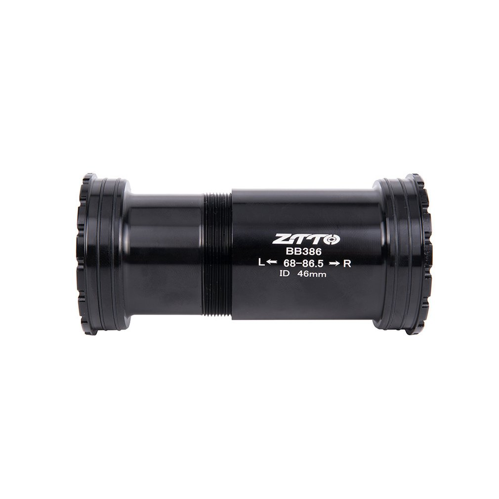 ZTTO BB386 EVO PF30 30 bicycle Press Fit Bottom Brackets Axle For MTB Road bike Rotor 3D BB K force 30mm Crankset chainset