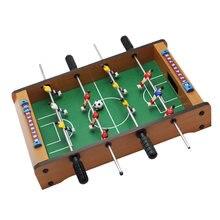 Настольный мини настольный футбол портативный набор с 2 мячами