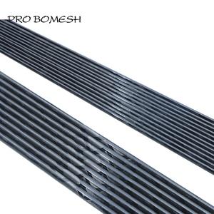 Image 5 - פרו Bomesh 2 סטים 2.4 m ML M 2 סעיף 24 T סיבי פחמן חכת דיג ריק פיתוי דיג DIY מוט בניין רכיב תיקון