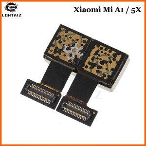 Image 2 - Original Für Xiaomi Mi 5X A1 Hinten Zurück und vorne Kamera Modul flex kabel ersatz
