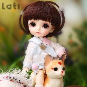 Image 5 - Модель шарнирного боди Lati Yellow Happy BJD SD из смолы для мальчиков и девочек, 1/8