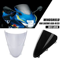 Windshield For Suzuki GSX R125 GSXR 125 2017 2018 2017 2019 Windscreen Wind Shield Motorcycle Aftermarket Screen Protector
