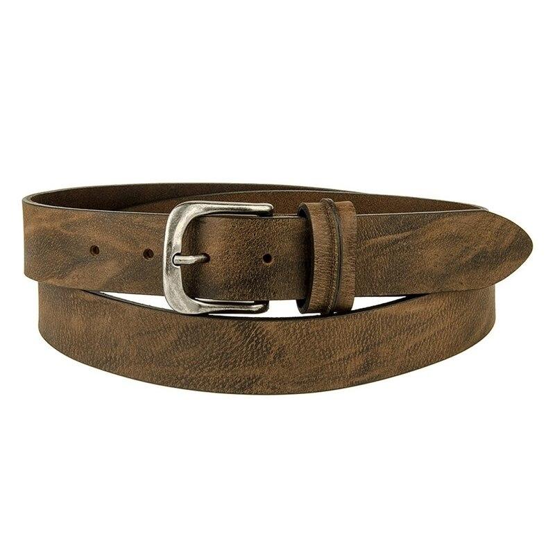 Belt Sergio Belotti unisex 171830/35 FlamencoT. Moro unisex adjustable posture corrector back support belt for adults