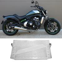 Radiator Protective Grill Motorcycle Stainless Steel Radiator Guard Protector Grille Cover for Kawasaki Vulcan 650 S Parts