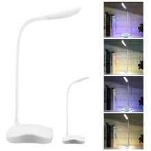 Rechargeable Folding Table Lamp LED Desk Light for Bedroom Reading Studying table lamps