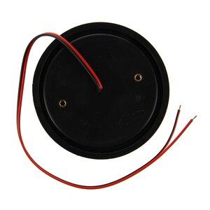 Image 3 - 12V güvenlik Alarm Strobe sinyal güvenlik uyarı mavi/kırmızı yanıp sönen LED ışık turuncu sıcak