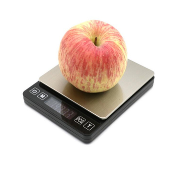 Portable Mini Electronic Food Scales Pockets Case Postal Kitchen Jewelry Weight Digital Scale Multi Use 500/3000g