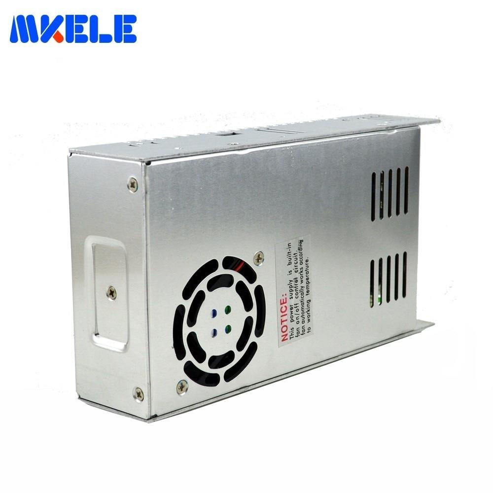 High Quality 13.5V 15V 24V 27V 48V Switching Power Supply 320W AC To DC Power Supply S-320 AC DC Converter Multi Terminals SMPS High Quality 13.5V 15V 24V 27V 48V Switching Power Supply 320W AC To DC Power Supply S-320 AC DC Converter Multi Terminals SMPS
