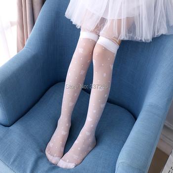 Letnie dziewczyny białe skarpetki szkolne dla dzieci na kolanach wysokie bardzo cienkie skarpety dla dziewczynek piękny kot motyl projekt skarpetki księżniczki tanie i dobre opinie spandex Akrylowe Unisex Cartoon 10032000190430 Pasuje prawda na wymiar weź swój normalny rozmiar KODKIEDN