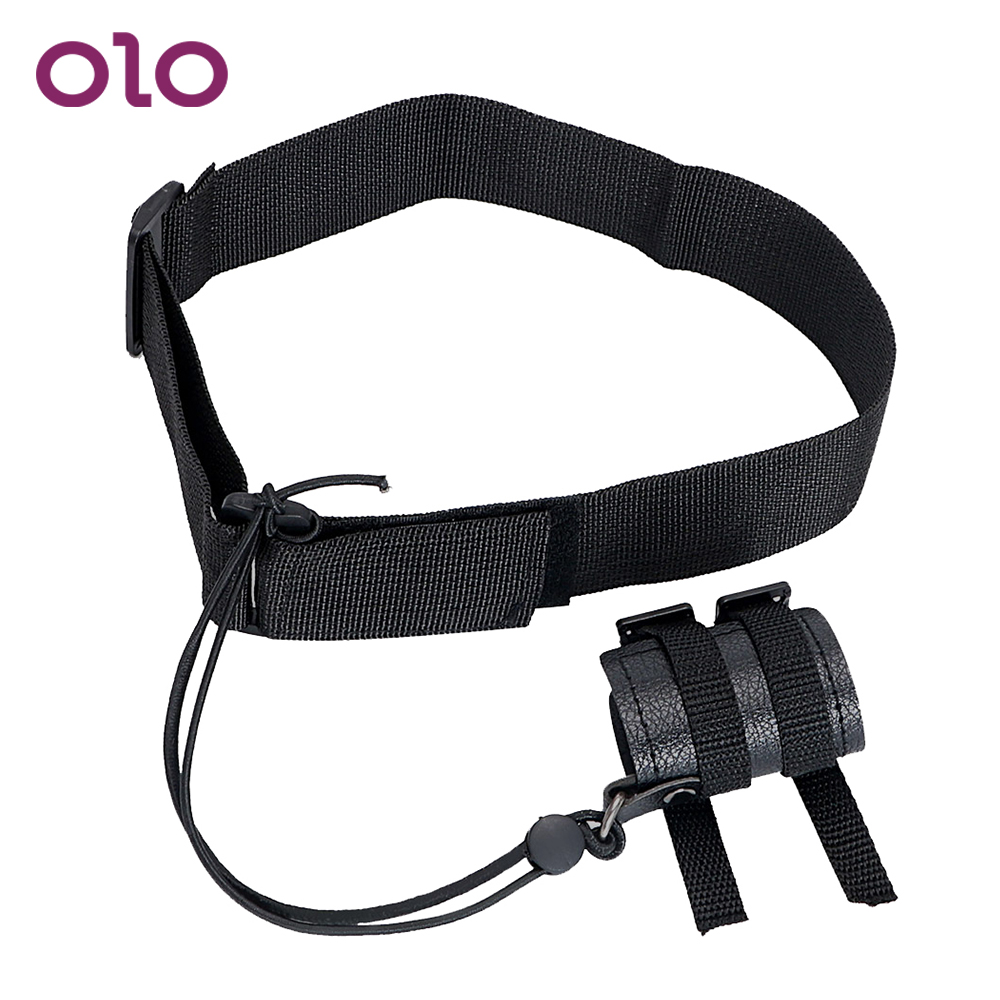 OLO Cock Ring Penis Enhancement Penis Enlarger Extender Tension Leg System Adult Products Sex Toys for Men Penis Stretcher
