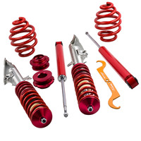 Coilovers For BMW E36 323 i Estate ADJUSTABLE SUSPENSION Lowering Coilover Strut Kit