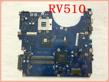 for Samsung RV510 Laptop Motherboard BA92-06564A BA92-06564B BA41-01323A SCALA-15UL GL40 DDR3 MainBoard 100% Tested Fast Ship