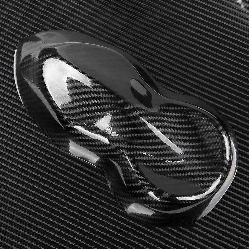 Car Styling 5D Carbon Fiber Vinyl Film high glossy warp Motorcycle Car Stickers Accessories Waterproof Automobiles Interior Deco