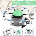 Cymii nos estándar de 110 V-220 V profesional de fabricación de prueba Cyclotest relojes de reloj máquina de prueba seis relojes posición