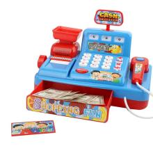 Music Play Cash Register Toy Pretend Pla