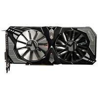 MAXSUN GeForce GTX 1660Ti Terminator 6G Nvidia Gaming Video Graphics Card RGB e sports atmosphere light VRWorks Audio