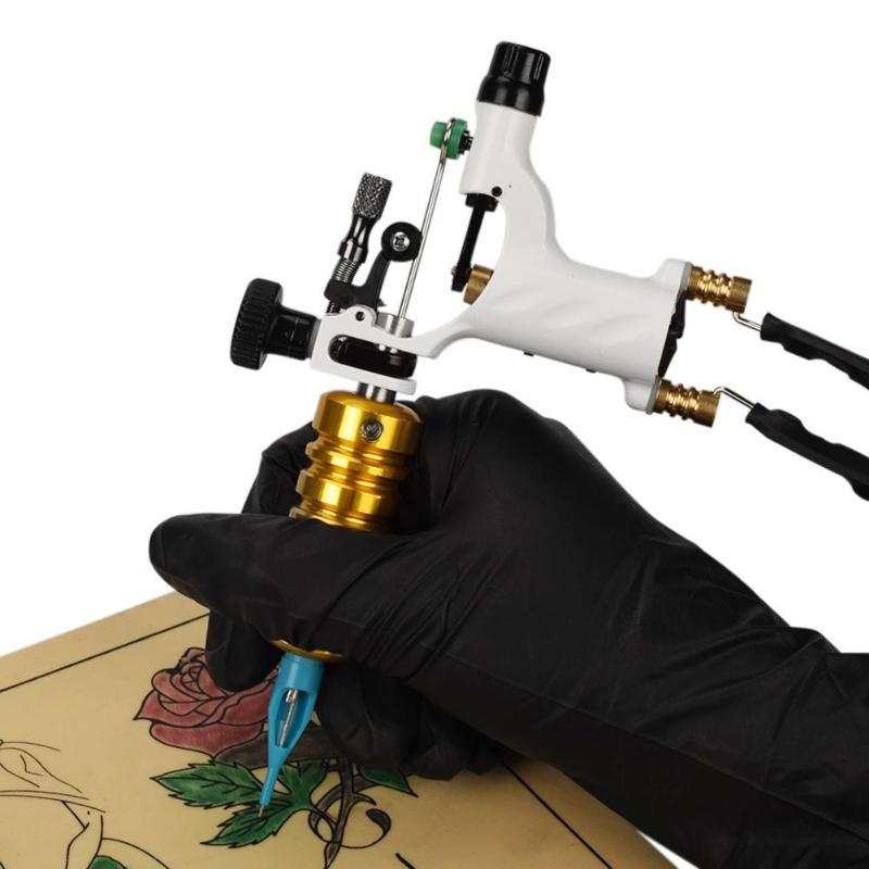 Pro Tattoo Guns Coloring Dragonfly Rotary Machine Strong Quiet Motor Set Assorted Tatoo Motor Gun Kits Supply for Artists