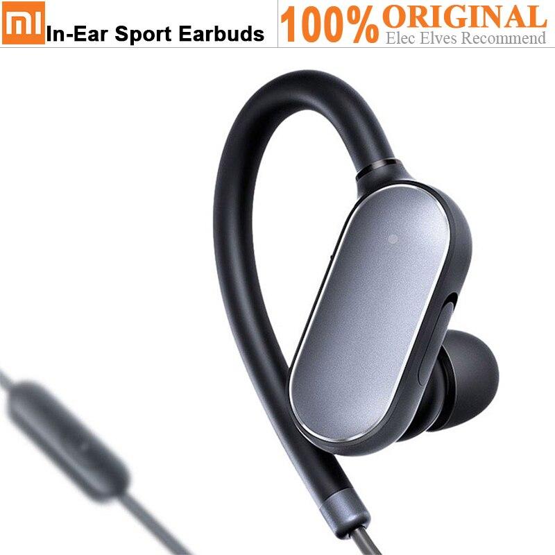 Xiaomi dans l'oreille Sport écouteurs sans fil Bluetooth casque soutien mains libres appels contrôle du Volume chanson interrupteur oreille crochet écouteur