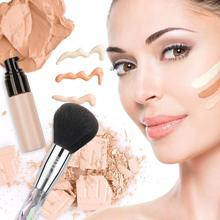 5pcs/set Face Beauty Makeup Brushes Resin Handle Eyeshadow Powder Foundation Brush Cosmetics Tool