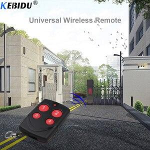 Image 4 - KEBIDU evrensel çok yönlü 315/433/868MHz otomatik klonlama uzaktan kumanda PTX4 kopya teksir garaj kapısı kapı için
