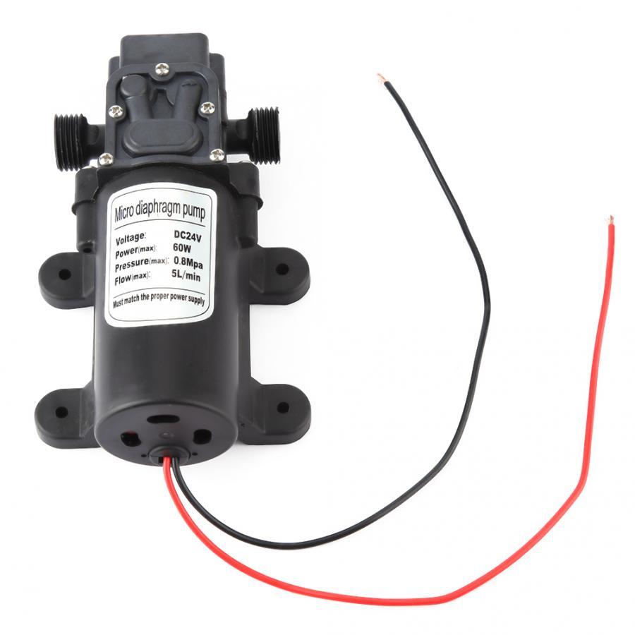 8mm Schaft Kunststoff Wasser Bohrer Pumpe Micro selbstansaugende Pumpe