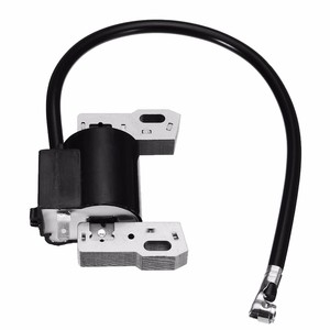 Black Silver Ignition Coil for