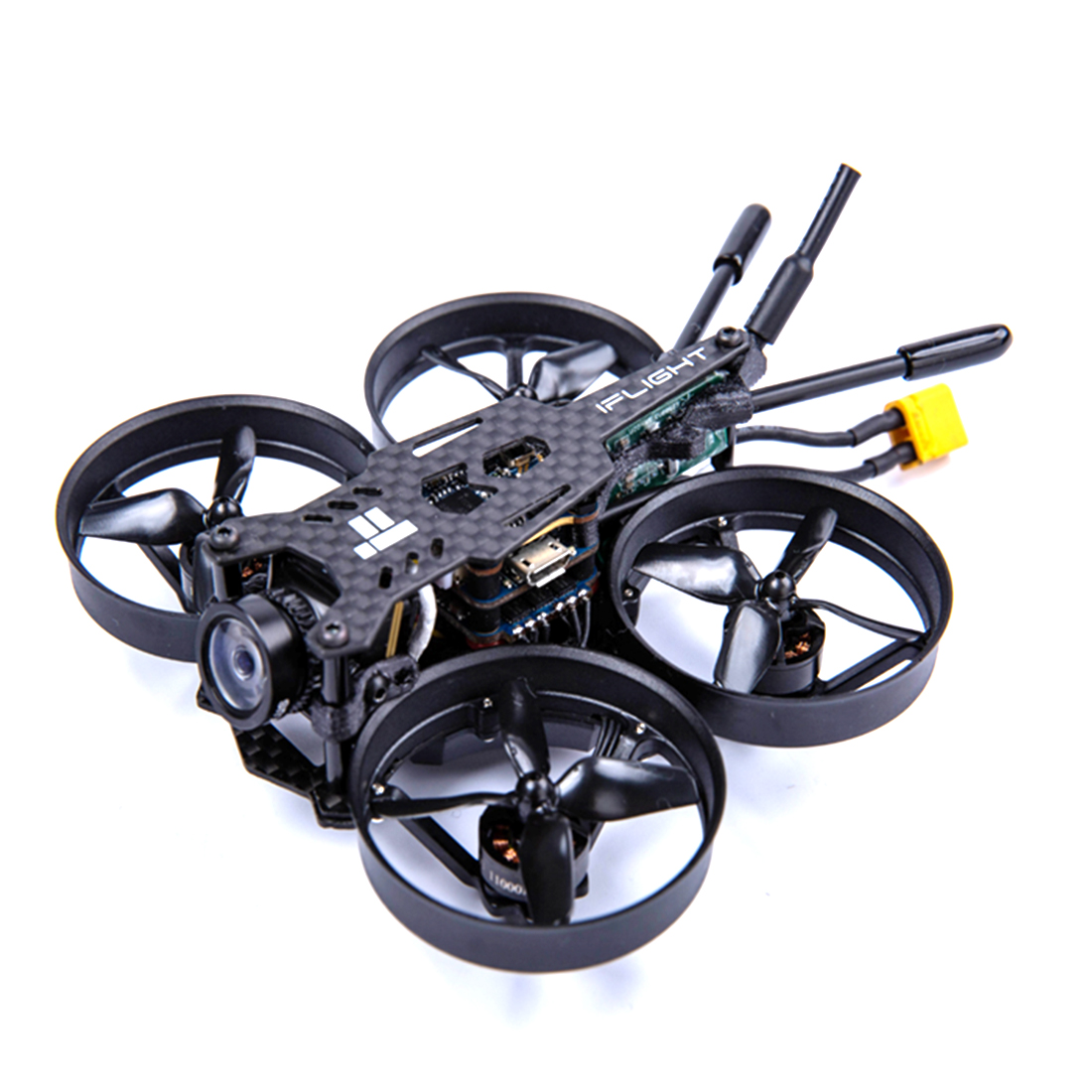 IFlight CineBee 75HD 2-4 S Course Drone SucceX F4 Tour 12A 4in1 ESC VTX FPV 1080 P Tortue v2 pour 75mm Mini Bwhoop quadrirotor PNP