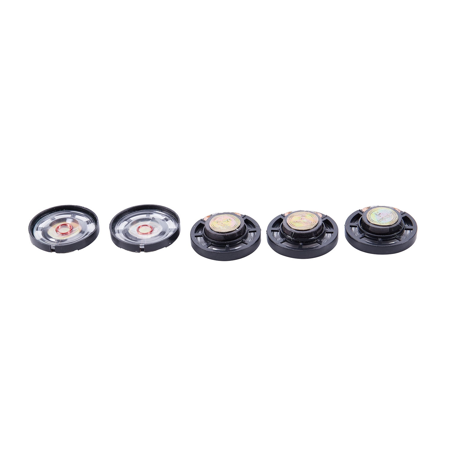 Contemplative Ffyy-5 Pieces 8 Ohm 0.25 W 29 Mm Magnetic Closure Speaker For Electric Toy Speakers