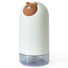 EAS-Cartoon Humidifier 280Ml Air Kids Room Decoration Home Office Decor Usb Accessories
