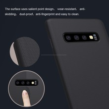Nillkin Case For Samsung Galaxy S10 Plus Frosted Shield PC Hard Back Cover sFor Samsung S10 / S10e Case