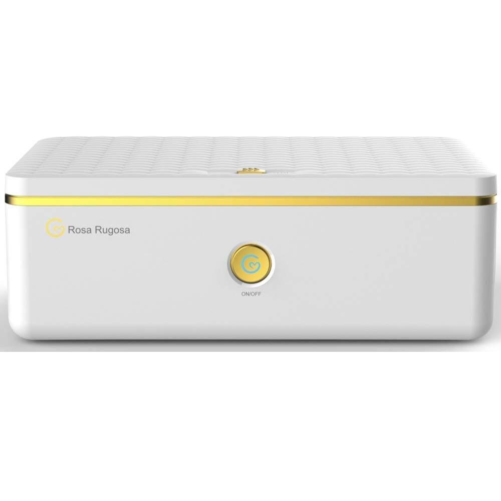 Nettoyant et désinfectant CPAP nettoyant CPAP fournit des UV sans Ozone pour masque CPAP et respirateur à Tubes d'air - 6