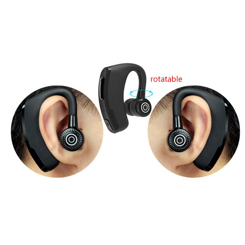 Image 4 - Business Ear hook Type Earphone Wireless CSR Bluetooth Earbuds Stereo Hd Sounds Music Surrounding Devices With Sound Control-in Bluetooth Earphones & Headphones from Consumer Electronics