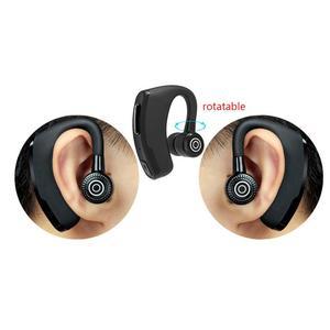 Image 4 - Business oorhaak Type Oortelefoon Draadloze MVO Bluetooth Oordopjes Stereo Hd Geluiden Muziek Omliggende Apparaten Met Geluid Controle